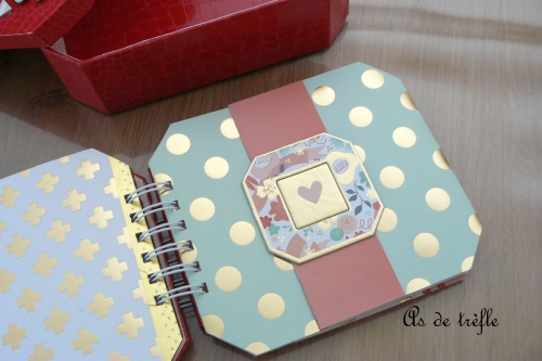 as de trèfle,annabel,mme,my mind's eyes,on trend,atelier créatif,fete des meres,cadeau,coffret,album photo,skivertex